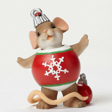 Charming Tails The Most Beautiful Decoration is Your Smile figurine 2015 NIB
