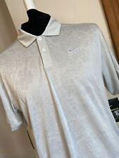 Nike Golf Breathe Vapor Polo Shirt (AV4176 100) Size Medium New
