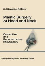 Plastic Surgery of Head and Neck : Volume I: Corrective and Reconstructive...