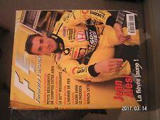 ** Formule 1 Magazine n°6 Skoda Octavia RS Niki Lauda Nigel Mansell Ayrton Senna