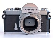 Nikon NIKKORMAT FT2 Chrome (Cuerpo)