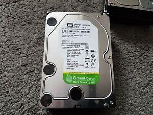 "Western Digital Green Power AV WD20EURX 3.5"" 2TB (2000GB) SATA Hard Drive"