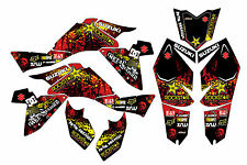 Suzuki LTZ 400 09-12 graphic kit ltz400 2009 to 2016 decal stuckers atv graphics