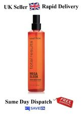 MATRIX TOTAL RESULTS MEGA SLEEK IRON SMOTHER 250ML - FREE & Rapid Delivery