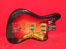 Fender 1965 Sunburst Jazzmaster Body