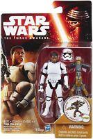 STAR WARS THE FORCE AWAKENS DESERT MISSION 3.75-INCH STORMTROOPER FINN FN-2187