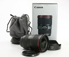 Canon EF 4,0/16-35 L IS USM + TOP (234030)