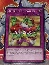 Carte YU GI OH ALLERGIE AU POLLEN BP03-FR211