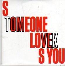 (BX975) Tom Vek, Someone Loves You - 2011 DJ CD