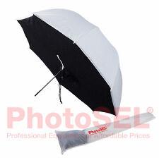 PhotoSEL UM343T 109cm Shoot-through Umbrella Softbox Studio Light Lighting Flash
