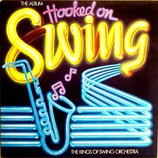 LP - The Kings Of Swing Orchestra - Hooked On Swing - The Album (NUEVO - MINT)