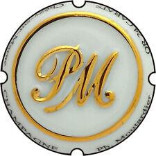 J00 - MOUTARDIER Philippe - n°80 - Porcelaine - PM en 24 carats