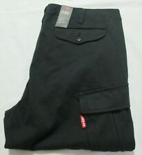 Levi's Lo - Ball Cargos  Black Men Pants size 38