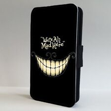 Cheshire Cat Grin FLIP PHONE CASE COVER for IPHONE SAMSUNG