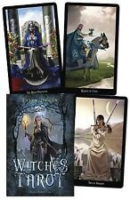 Witches Tarot [With Cards] by Dugan, Ellen