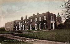 Hawarden. Knutsford Test School (C) # Hdn 24.