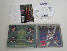 Y & T/dans Rock We Trust (a&m records pocm - 1986) Japon cd album + OBI