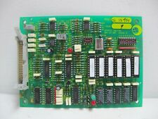 Chloride Static Switch 04-13-107 Pc Board Card Circuit Pcb 06.13.970