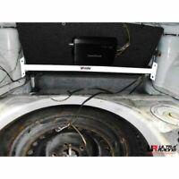 For BMW 5 Series E34 1987-1996 Ultra Racing Steel Rear Strut Bar 2 Points Brace