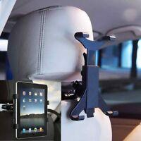 Universal 360° Rotating Car Back Seat Headrest Mount Holder For Mini Tablet PCs
