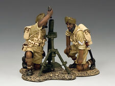 EA103 Sikh Mortar Team by King & Country