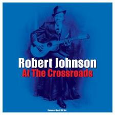 Robert Johnson At the Crossroad 3 LP 180G Coloured Vinyl LP Record (Best of)