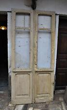 Antica    vetrina porta doppia