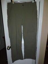 Sierra Designs Stretch Cargo Pants for Men Color: Slate Size: 36 x 30 NWOT