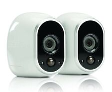 Arlo - Wireless Home Security Camera System | Indoor/Outdoor | 2 camera kit