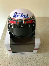 Jackie Stewart 1:2 scale Limited Edition signed Helmet