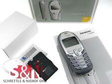 Siemens A57 Handy inkl. Akku, Ladekabel + OVP, grau