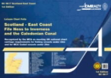 ADMIRALTY FOLIO SC5617 EAST COAST OF SCOTLAND - Latest 2012 Edition - NEW