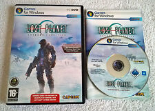 Lost Planet: Extreme Condition-Kolonien Edition-Windows PC-Komplett-DVD