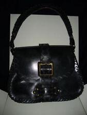 Moschino Damentaschen aus Leder mit mittlerer Strickart