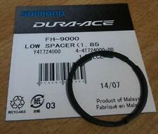 2x Shimano Dura-Ace CS-9000 11Spd Cassette Spacer 1.85mm Y4T724000