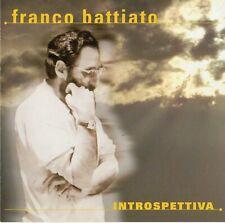 """FRANCO BATTIATO """"INTROSPETTIVA"""" ITALIAN CD COMPILATION / GIUSTO PIO - SGALAMBRO"""