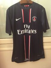 Player Issue Match Un Worn Psg 2012 2013 Paris Saint Germain Size L UEFA