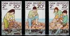 Nieuw-Zeeland postfris 1981 MNH 828-830 - Children's Health