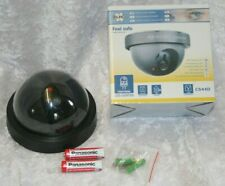 ELRO Feel Safe CS44D Dummy Dome Camera with Flashing Light.