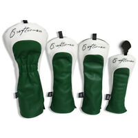Golf Set Wood Head Driver/Fairway#3 #5 Headcover Hybrid Club Cover for Callaway