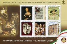 Vaticano 2019 - 50° ANN. NUCLEO TUTELA PAT. ARTISTICO CARABINIERI