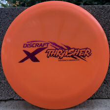Discraft Thrasher Distance Driver - X Line Plastic Orange