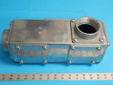 """Arlington 936/937 Junction Box LB 3"""" with Interchageable Connection Plate"""