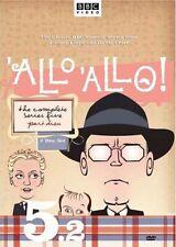 ALLO ALLO - THE COMPLETE SERIES FIVE, PART 2 (DVD)