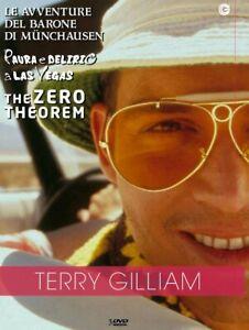 TERRY GILLIAM COLLECTION (Cofanetto 3 DVD)