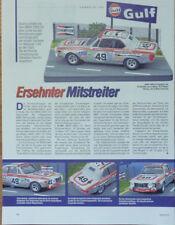 BMW 2800 CS in 1-43 di Spark... un modello relazione #2010