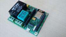 Wifi Esp8266 Nodemcu Single Relay Board Home Automation, IoT , Alexa/Echo integr
