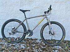 Litespeed Pisgah Titanium Mountain Bike! Fox Suspension! Hydraulic Brakes!Nice!