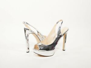 Nine West Valore Silver Size 12