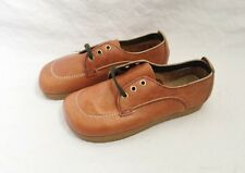 vintage kids hush puppies oxfords size 4 deadstock NIB